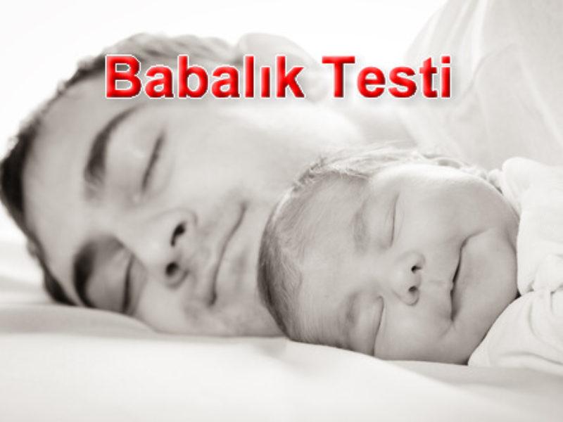 Babalık Testi