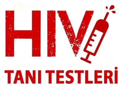 hiv tanı testleri
